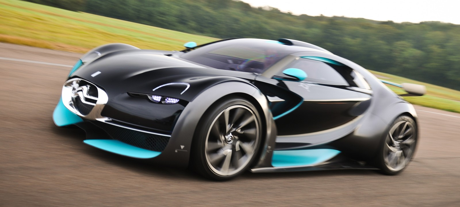Concept Flashback - 2010 Citroen Survolt 99