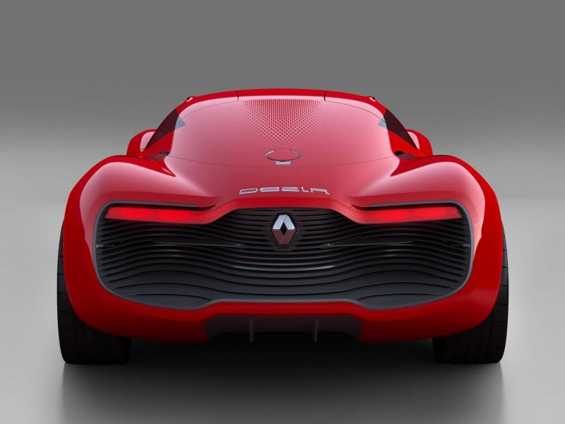 Concept Flashback - 2010 Renault DeZir 10