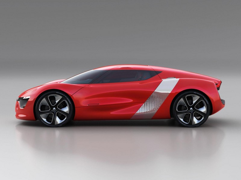 Concept Flashback - 2010 Renault DeZir 11