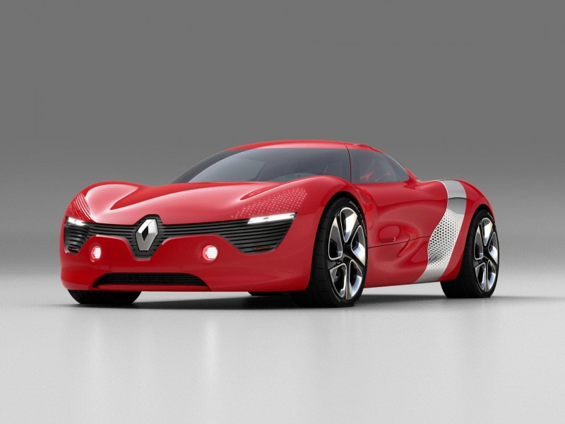 Concept Flashback - 2010 Renault DeZir 12