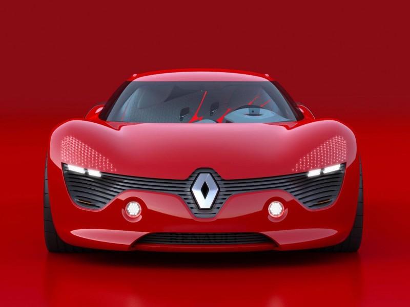 Concept Flashback - 2010 Renault DeZir 13