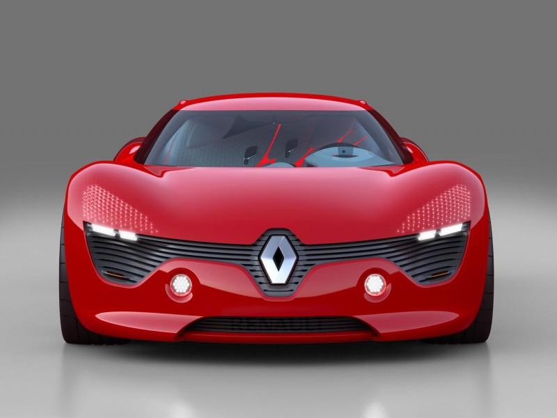 Concept Flashback - 2010 Renault DeZir 14