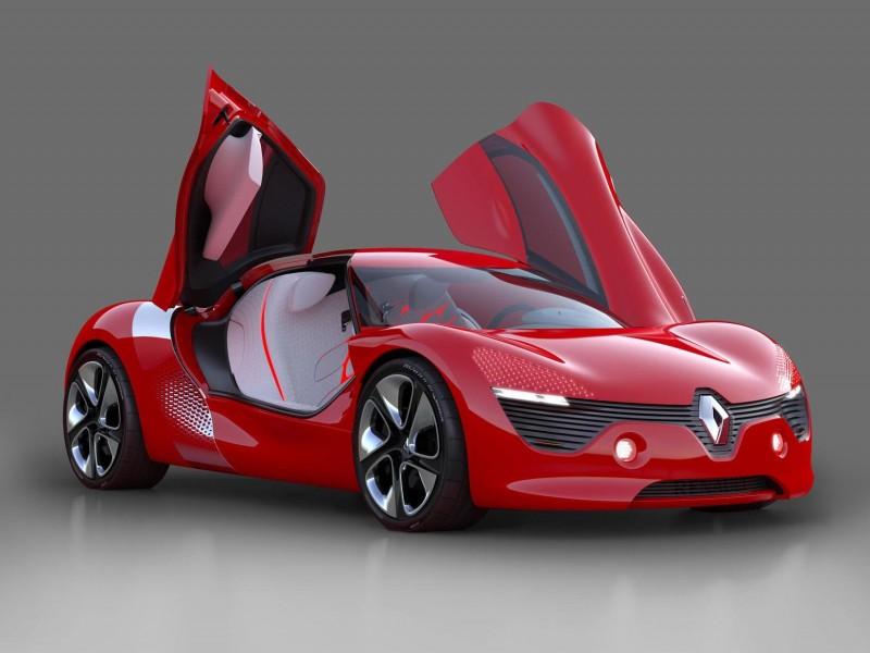 Concept Flashback - 2010 Renault DeZir 15