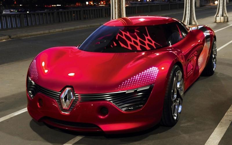 Concept Flashback - 2010 Renault DeZir 16