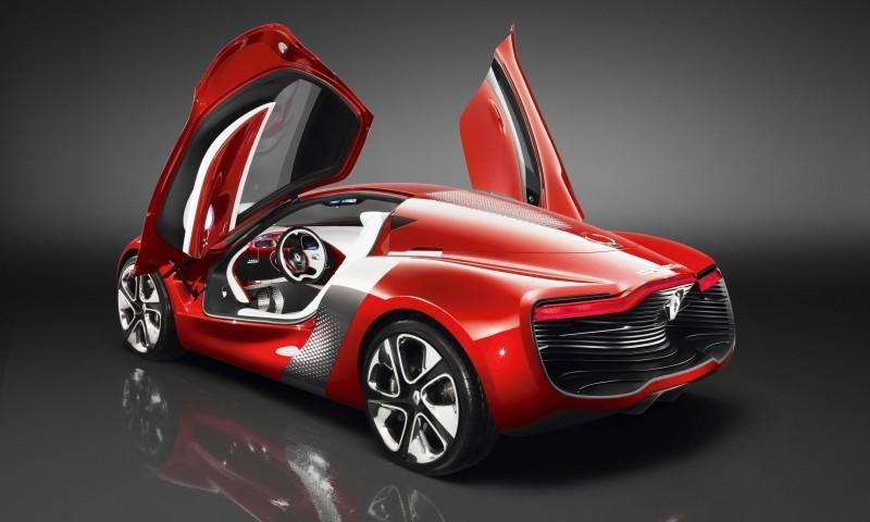 Concept Flashback - 2010 Renault DeZir 17