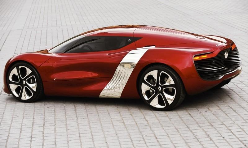 Concept Flashback - 2010 Renault DeZir 18