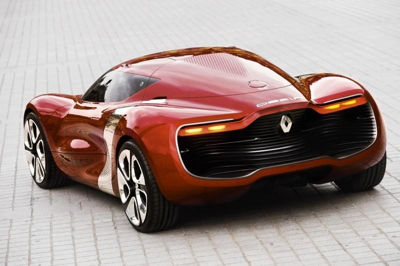Concept Flashback - 2010 Renault DeZir 19
