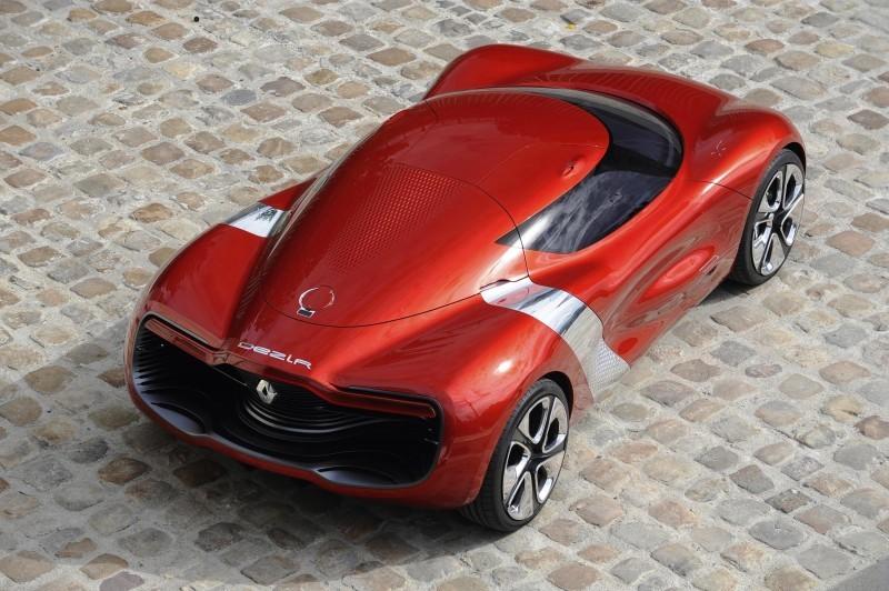 Concept Flashback - 2010 Renault DeZir 20