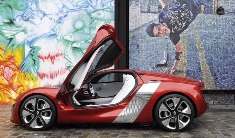 Concept Flashback - 2010 Renault DeZir 21