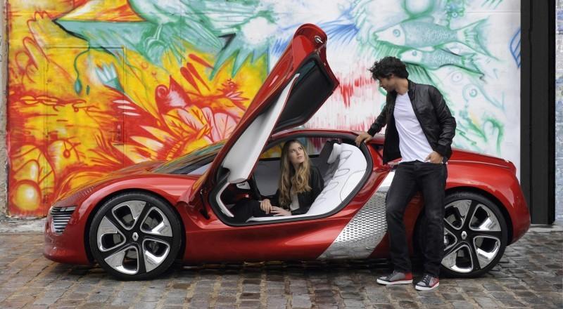 Concept Flashback - 2010 Renault DeZir 22