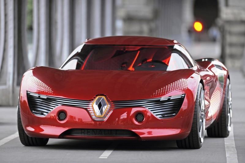 Concept Flashback - 2010 Renault DeZir 24