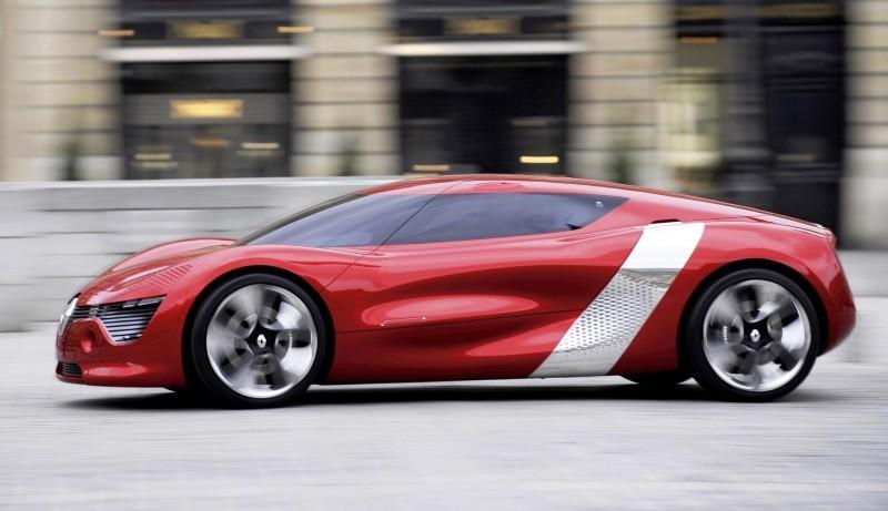 Concept Flashback - 2010 Renault DeZir 25