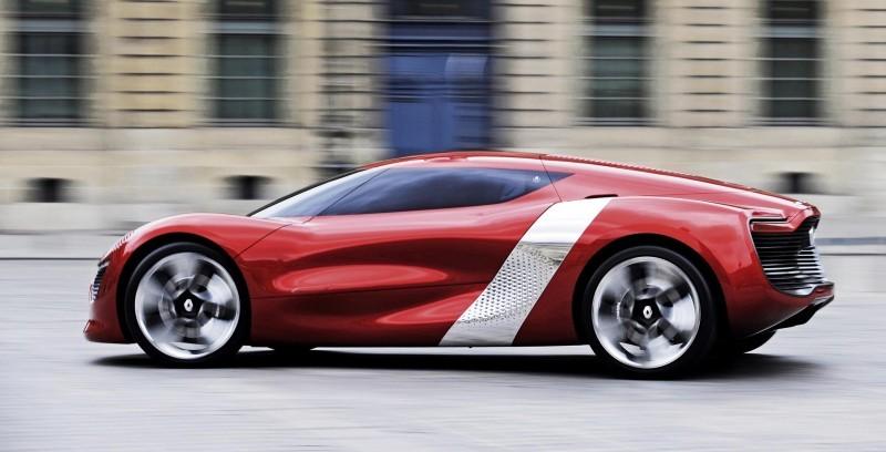 Concept Flashback - 2010 Renault DeZir 26