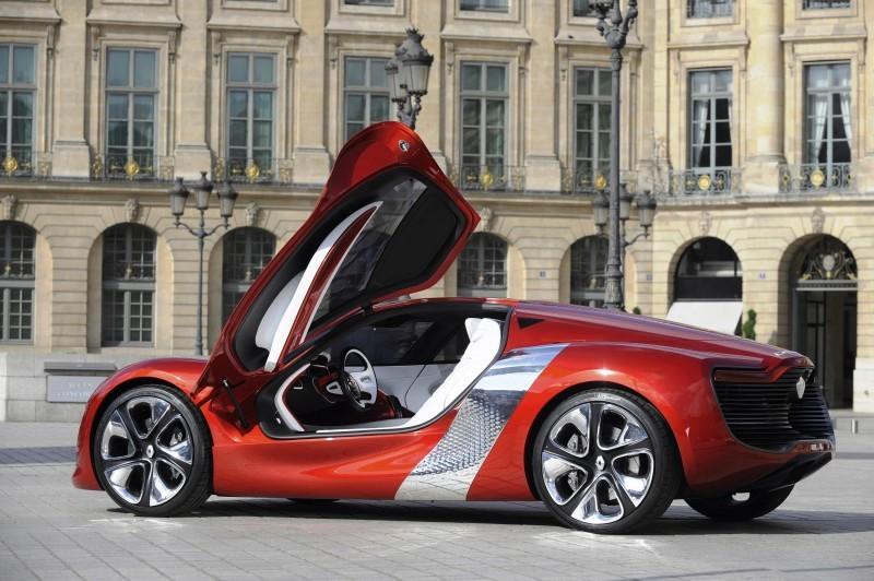 Concept Flashback - 2010 Renault DeZir 27