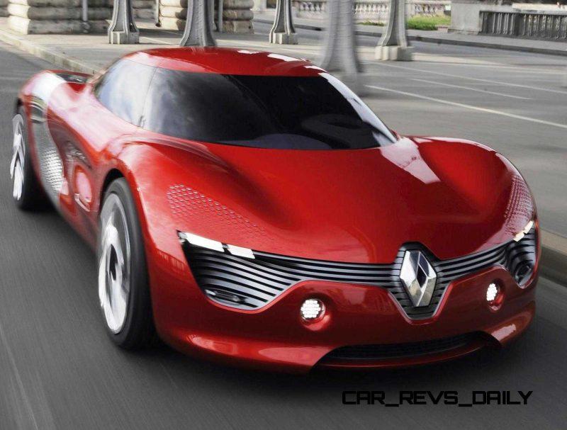 Concept Flashback - 2010 Renault DeZir 29