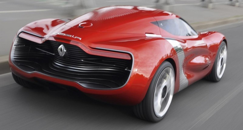 Concept Flashback - 2010 Renault DeZir 30