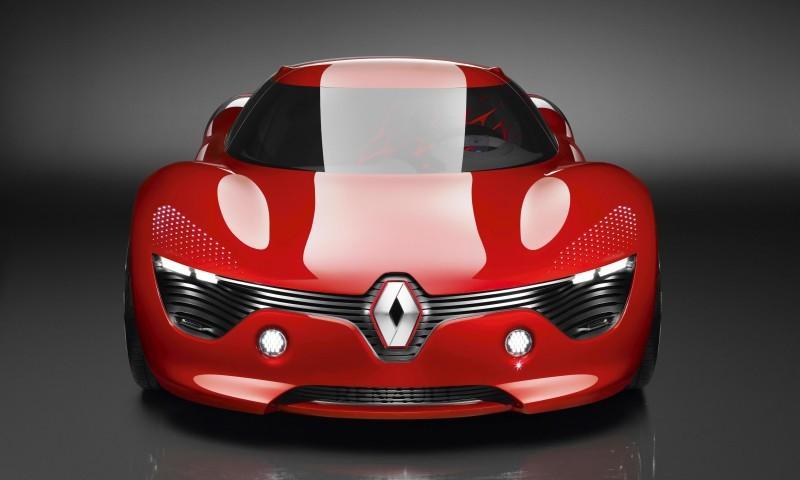 Concept Flashback - 2010 Renault DeZir 38