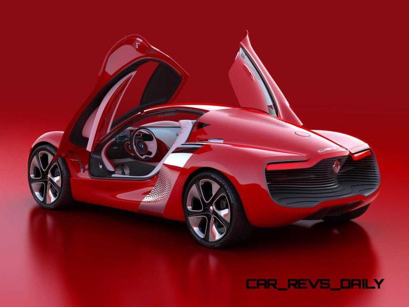 Concept Flashback - 2010 Renault DeZir 4