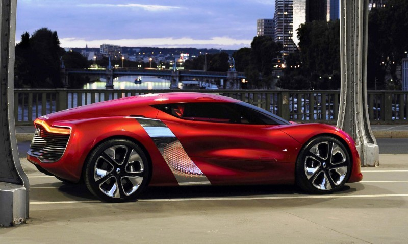 Concept Flashback - 2010 Renault DeZir 40