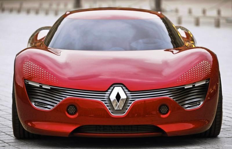 Concept Flashback - 2010 Renault DeZir 42