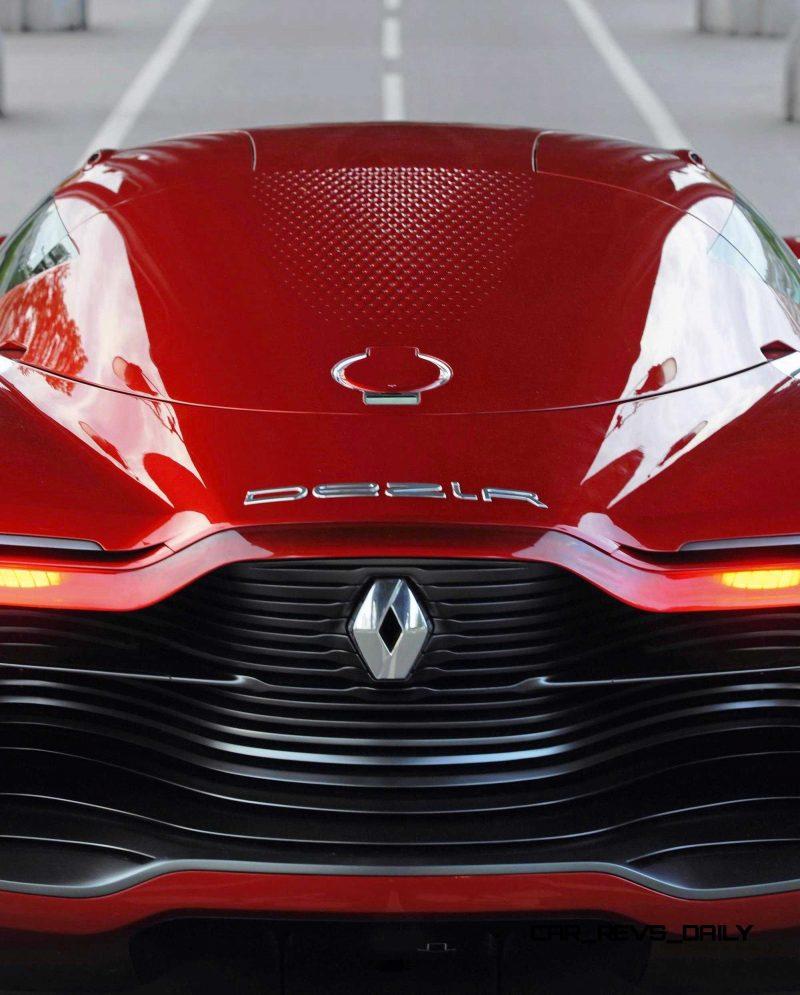 Concept Flashback - 2010 Renault DeZir 45