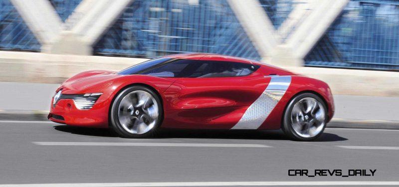 Concept Flashback - 2010 Renault DeZir 46