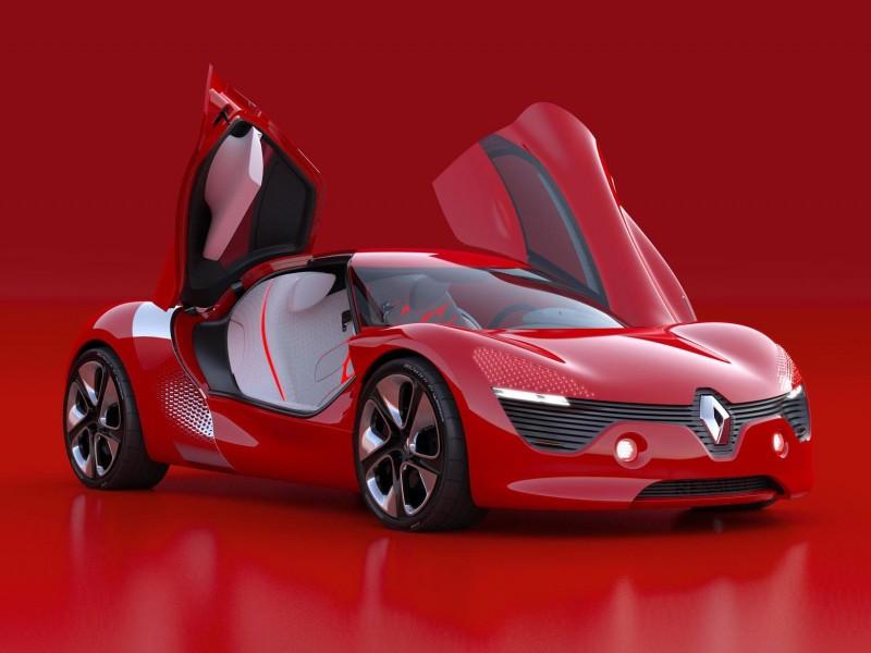 Concept Flashback - 2010 Renault DeZir 5