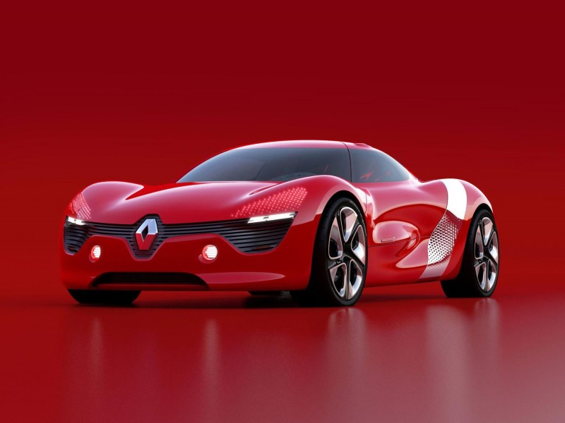 Concept Flashback - 2010 Renault DeZir 6