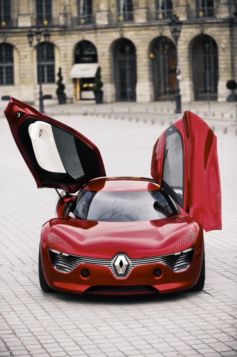 Concept Flashback - 2010 Renault DeZir 73