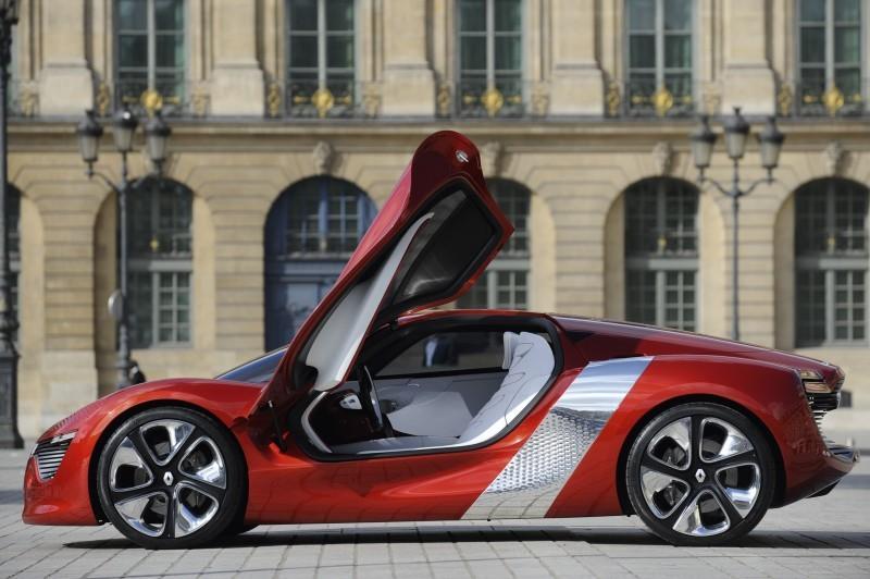 Concept Flashback - 2010 Renault DeZir 74