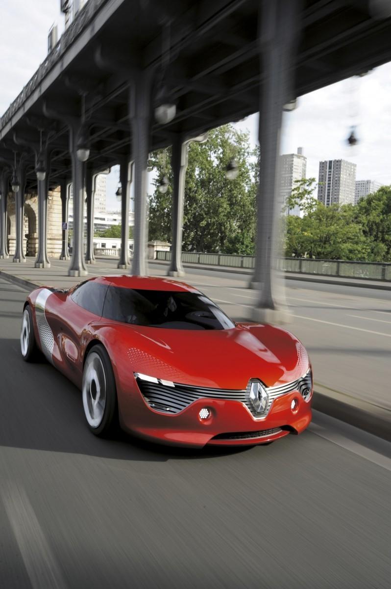 Concept Flashback - 2010 Renault DeZir 75