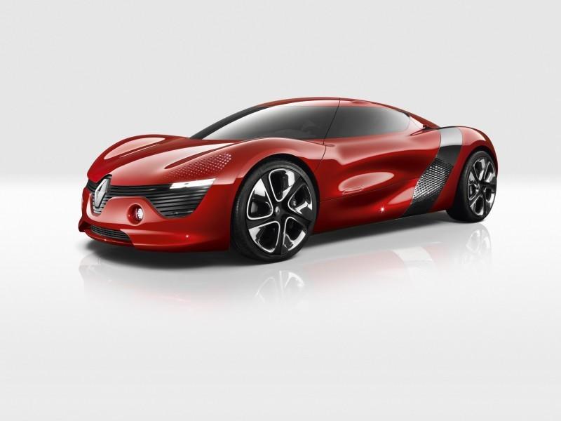 Concept Flashback - 2010 Renault DeZir 77