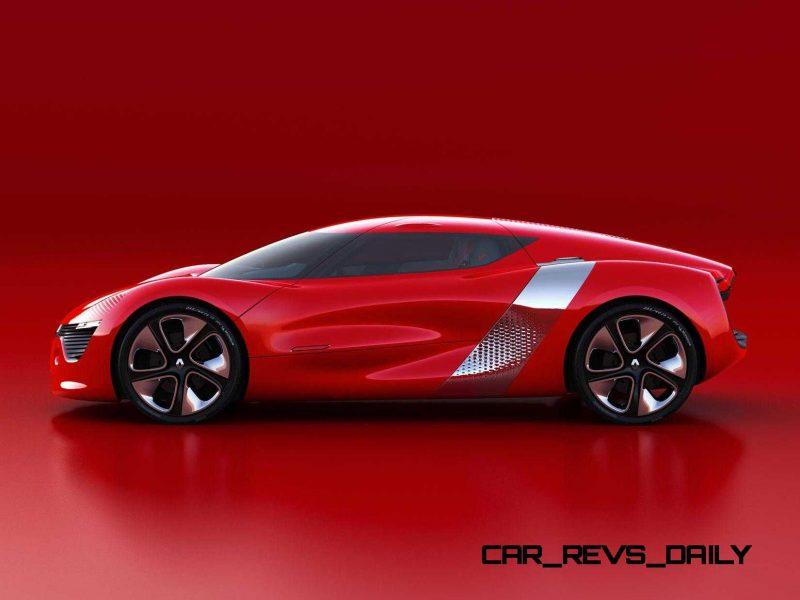 Concept Flashback - 2010 Renault DeZir 8