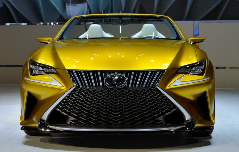 Update1 - 2014 Lexus LFC2 Concept Cabrio Is Truly Miraculous - A Design So Beautiful It Makes Audi Weep Update1 - 2014 Lexus LFC2 Concept Cabrio Is Truly Miraculous - A Design So Beautiful It Makes Audi Weep