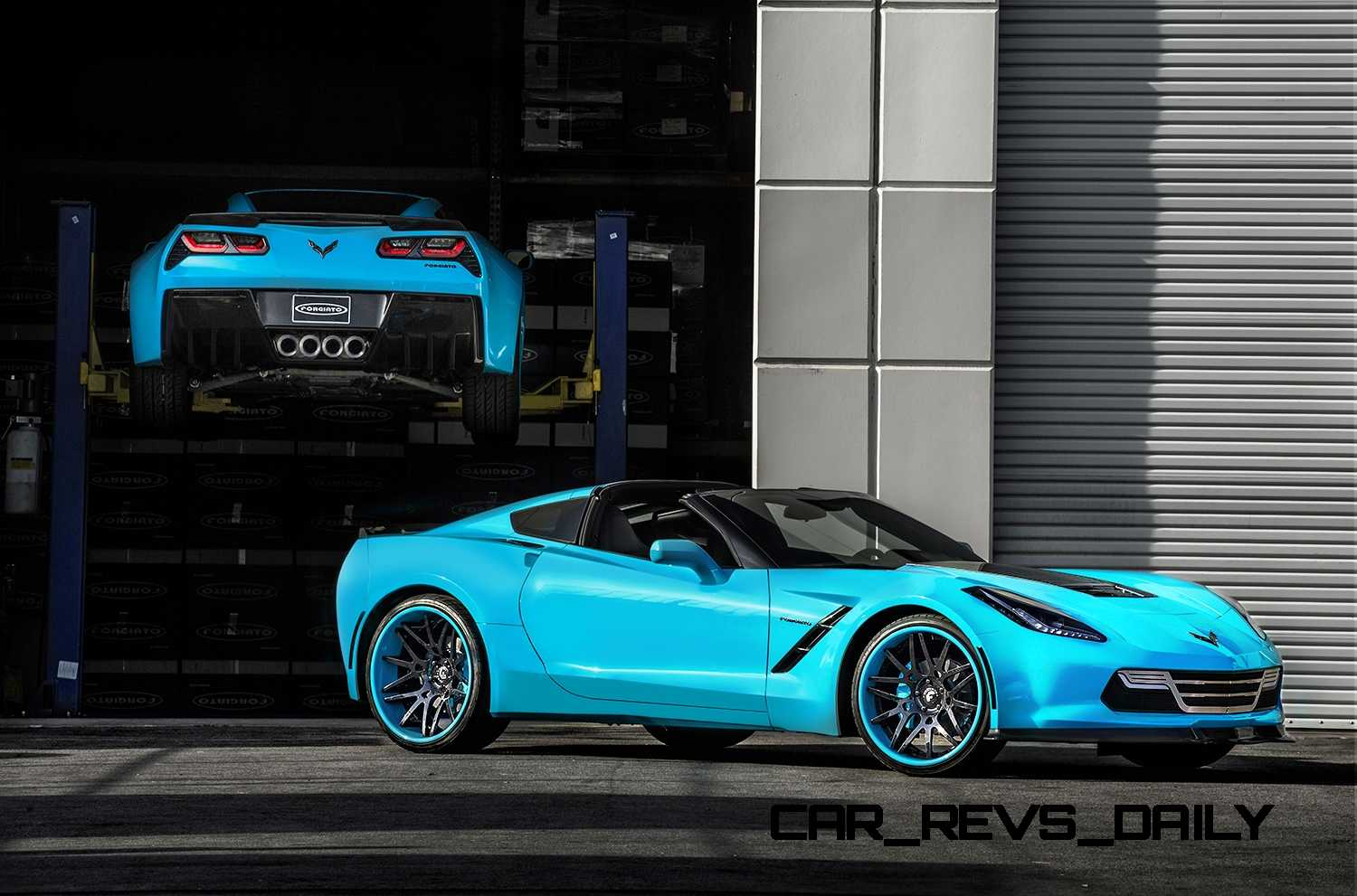 FORGIATO Corvette C7 Widebody 21