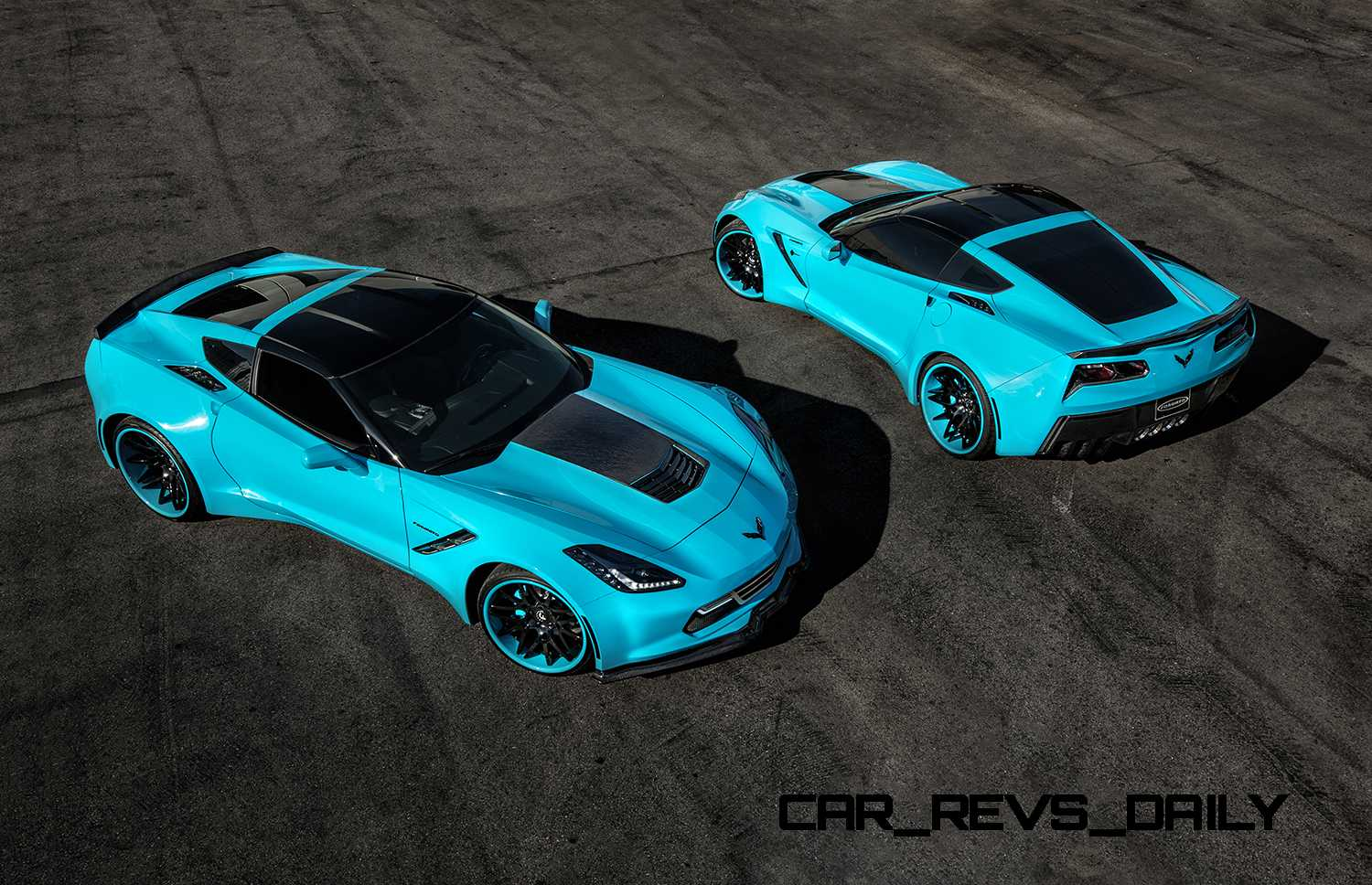 FORGIATO Corvette C7 Widebody 22