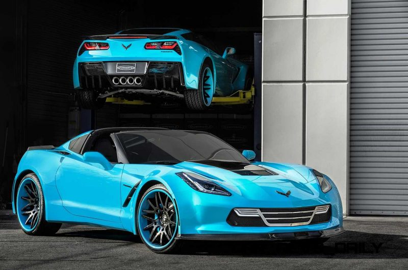 FORGIATO Corvette C7 Widebody 24