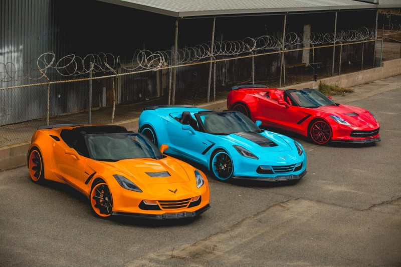 FORGIATO Corvette C7 Widebody 4