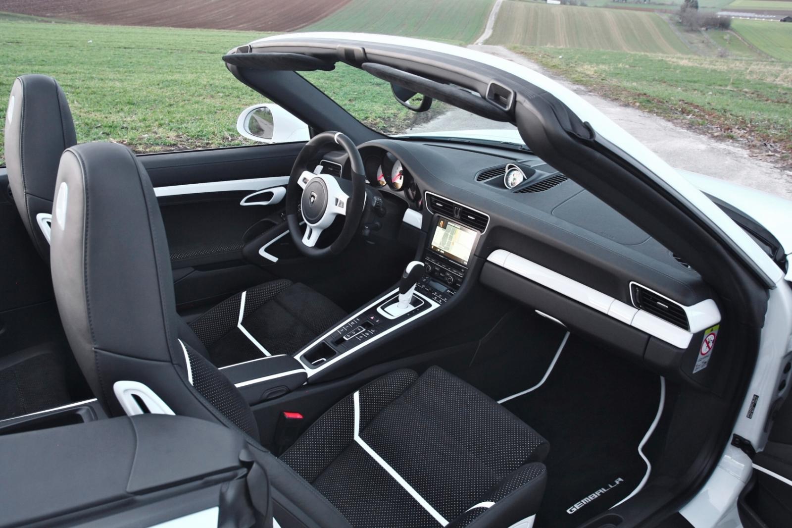 GEMBALLA GT Cabrio 46