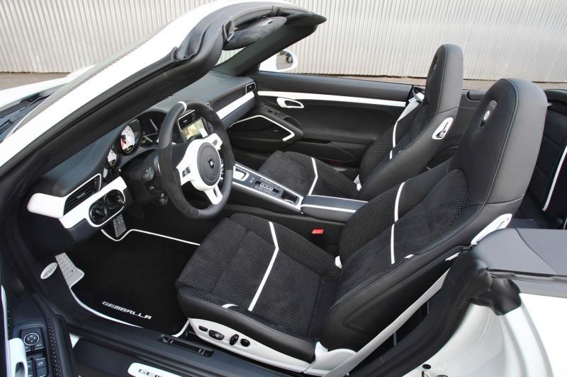 GEMBALLA GT Cabrio 48