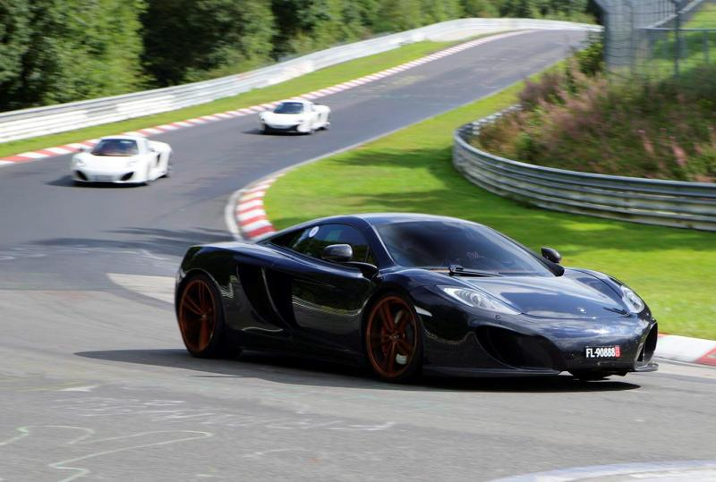 GEMBALLA GT Spider Is Perfect Update For McLaren 12C Spider 10