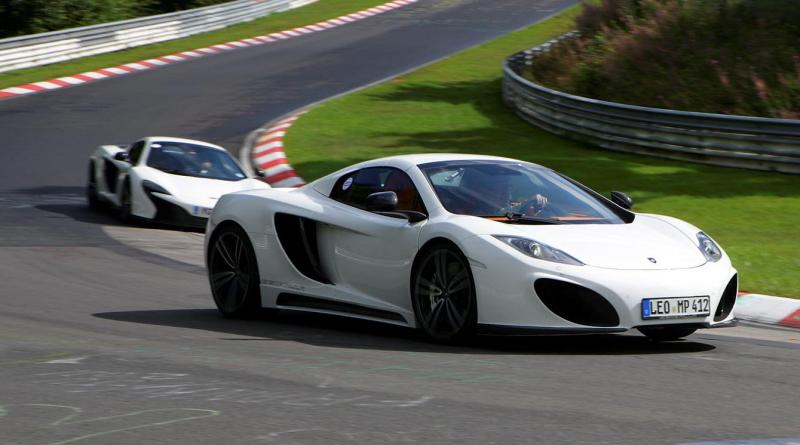 GEMBALLA GT Spider Is Perfect Update For McLaren 12C Spider 11