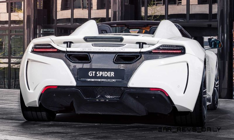 GEMBALLA GT Spider Is Perfect Update For McLaren 12C Spider 17