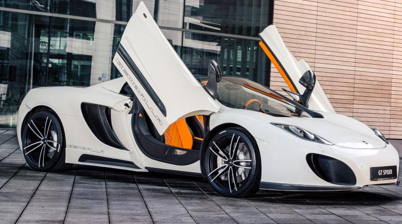 GEMBALLA GT Spider Is Perfect Update For McLaren 12C Spider 18