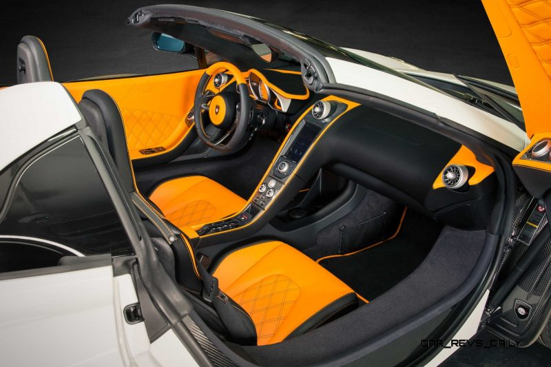 GEMBALLA GT Spider Is Perfect Update For McLaren 12C Spider 21