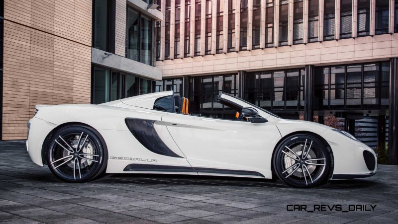 GEMBALLA GT Spider Is Perfect Update For McLaren 12C Spider 23