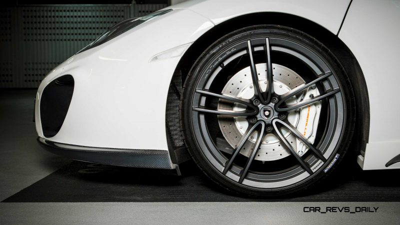 GEMBALLA GT Spider Is Perfect Update For McLaren 12C Spider 25