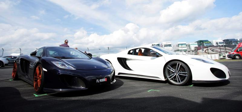 GEMBALLA GT Spider Is Perfect Update For McLaren 12C Spider 3