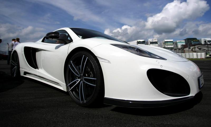 GEMBALLA GT Spider Is Perfect Update For McLaren 12C Spider 5