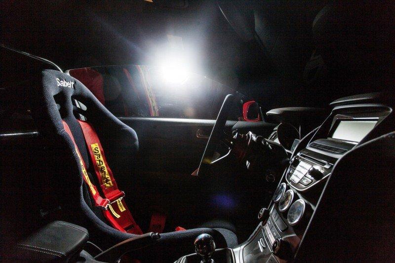 Hyundai Genesis Coupe by BloodType Racing 12